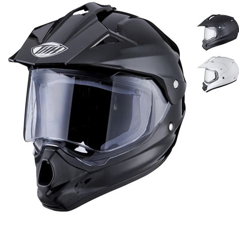 thh motocross helmet thh tx 13 plain dual sport motocross helmet motocross