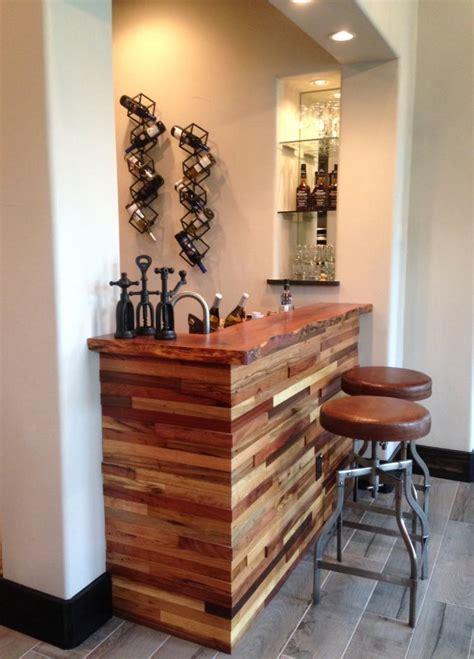 fabriquer un comptoir de cuisine en bois meubles en bois massif fossilisé de design organique unique