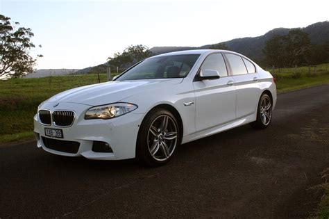 bmw 535d m sport review caradvice