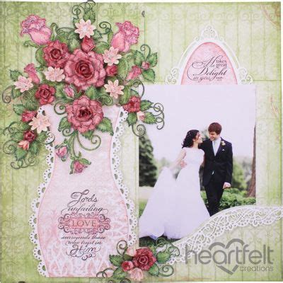 1000 Ideas About Wedding Scrapbook Layouts On Pinterest