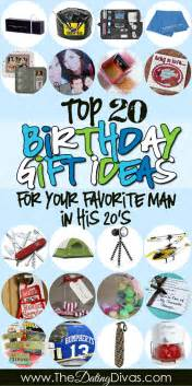 birthday gifts for him in his 20s the dating divas