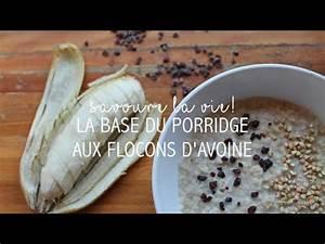 Petit Déjeuner Vegan : la base du porridge au flocons d 39 avoine petit d jeuner ~ Melissatoandfro.com Idées de Décoration