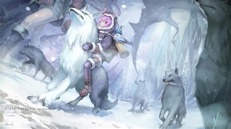 Anime Snow Wallpaper - snow anime wallpaper 1601x900 wallpoper 388348