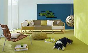 Wandmuster Streichen Ideen : farbtrends bei wandfarben ~ Markanthonyermac.com Haus und Dekorationen