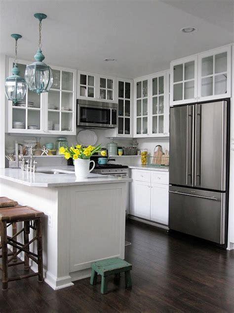 creative small kitchen design tips