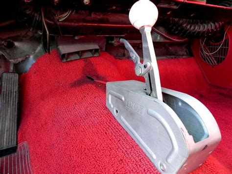700r4 Automatic Floor Shifter by The 700r4 Automatic Overdrive Transmission Gets Its