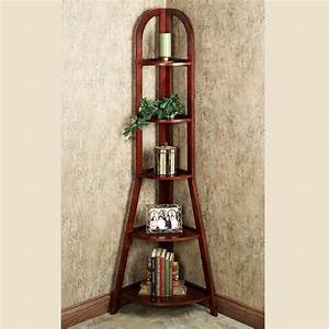 Best Tall Corner Shelf ~ Home Decorations : Ideas of Tall