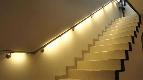 Licht Aus Dem Geländer Schick Und Sicher In Technik