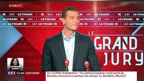 Current positions of claudio bardella. Jordan Bardella RN Le grand jury RTL Le Figaro LCI 05 05 ...