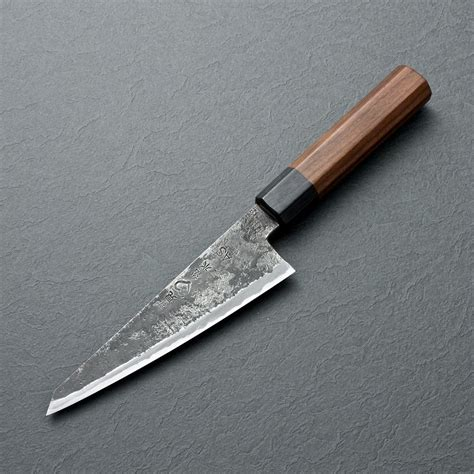 Sharpening Japanese Kitchen Knives by Takeda Aogami Honesuki 150mm 5 9 Quot Blades