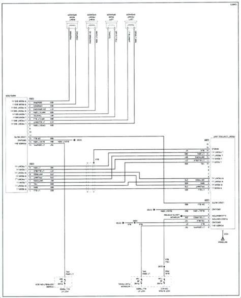 Radio Wiring Diagram 2004 by 2003 Ford Explorer Radio Wiring Diagram 2004 Ford