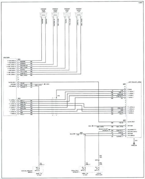ford explorer radio wiring diagram   radio wiring diagram learn circuit diagram