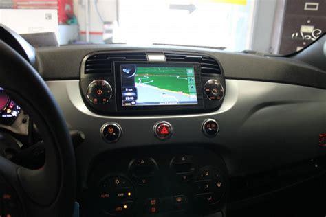 Fiat 500 Gps by Autoradio Gps Fiat 500 Ecran Tactile Android Wifi Dvd