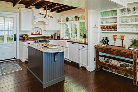 small cottage kitchen designs small cabin kitchens 5372