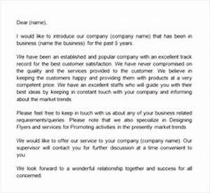 Business introduction letter to new client jobs for Diamond resorts cancellation letter