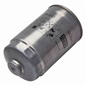 Mann Fuel Filter Metal Fits Kia Sorento Optima Carens For