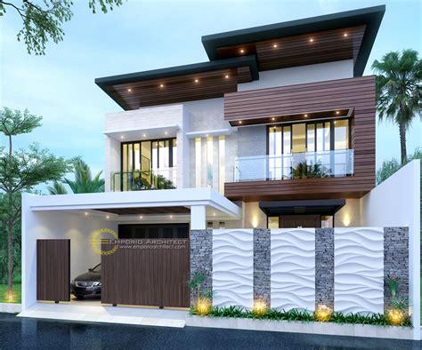 jasa arsitek desain rumah ibu anisa jakarta jasa arsitek