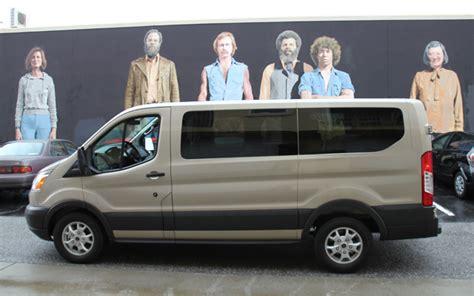 big fat  ford transit wagon xlt gallery ford