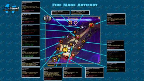 World Of Warcraft Warlock Wallpaper Unlocked Potential Fire Mage Artifact Questline Blizzplanet Warcraft