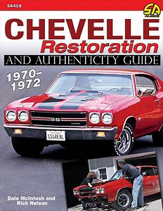 1970 Chevelle  El Camino  Malibu   U0026 Ss Owner U0026 39 S Manual Reprint