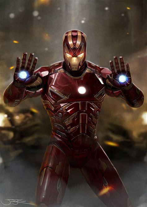 601 Best Iron Man Comic And Mcu Art Images On Pinterest
