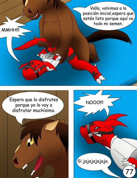 Rule 34 Anal Comic Digimon Equine Forced Furry Furry