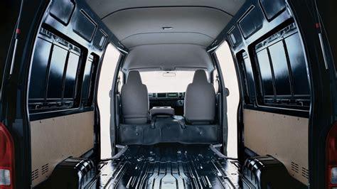 toyota hiace interior hiace bus interior images