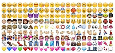 250 New Emojis To Be Released In July