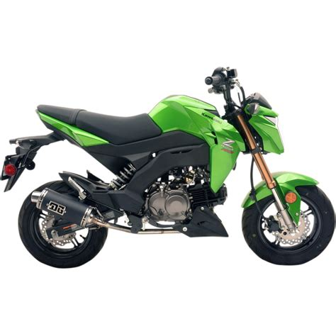 Z125 Pro Image by Dg R Exhaust For Z125 17 Solomotoparts
