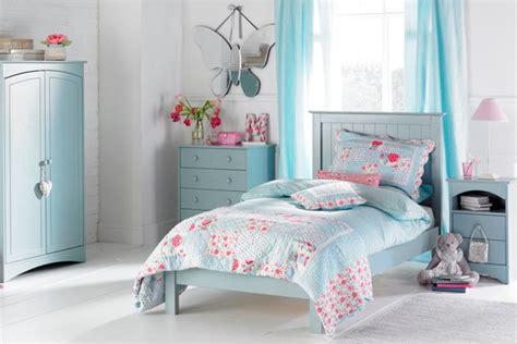 Girls Bedroom, Blue Girls Bedrooms And Bedroom