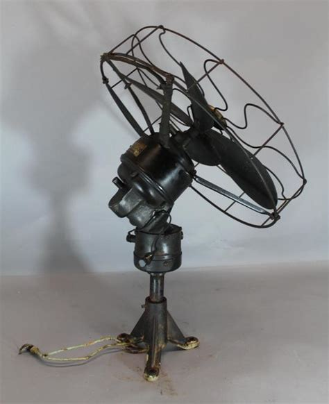 antique fans for sale ebay antique early 20thc westinghouse rotaire rotating electric