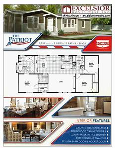 Schult Patriot Manufactured Home