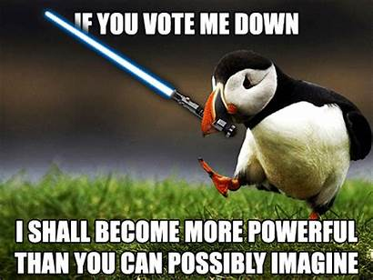 Vote Powerful Than Down Shall Imagine Puffin