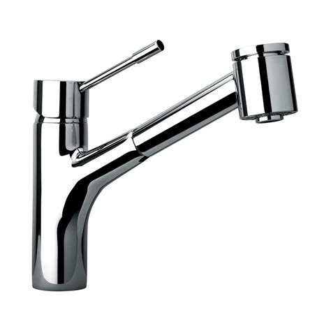 jewel faucets   kitchen series single hole kitchen faucet  pull  spray head