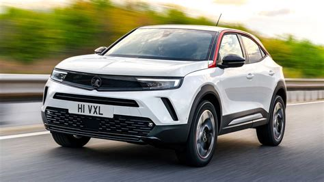 Vauxhall reveals conventionally powered Mokka range
