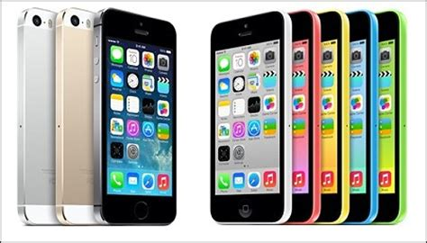 iphone sc official prices for iphone 5s and 5c in thailand