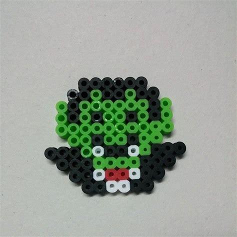 Halloween Perler Bead Projects by 110 Best Perler Halloween Images On Pinterest Hama Beads