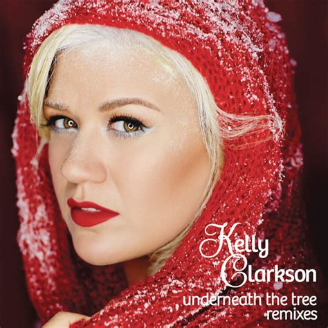 clarkson christmas tree clarkson underneath the tree remixes cdr at 3867