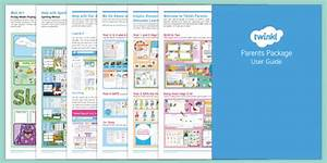 New   Twinkl Parent Free User Guide