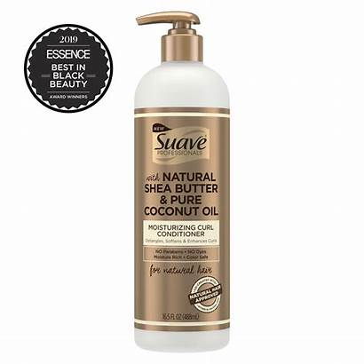 Suave Conditioner Curl Moisturizing Hair Natural Care