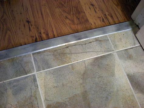 kitchen tile floor threshold flickr photo