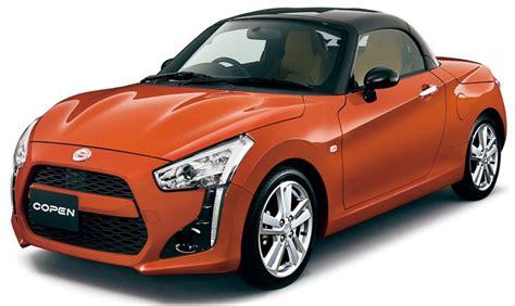 Daihatsu Copen is a customisable little kei roadster Image ...