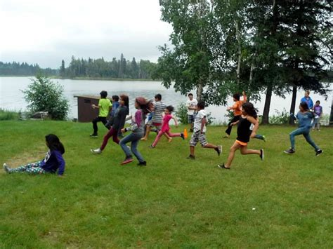 youth haven cultural camp lac la ronge indian band education