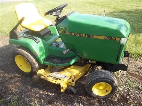 Used Mower Deck For Deere 265 by Jd 265 Lawn Tractor Diagram Wiring Diagram Gw Micro