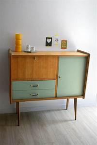 Pied De Meuble Vintage : buffet vintage pieds compas elvis les jolis meubles ~ Dallasstarsshop.com Idées de Décoration
