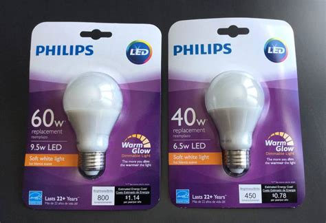 don t like flat led lightbulbs no problem says philips