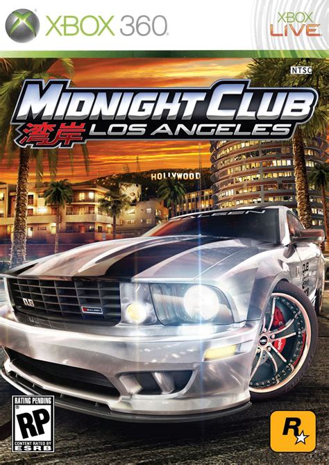 Midnight Club Los Angeles Xbox 360 Review Any Game