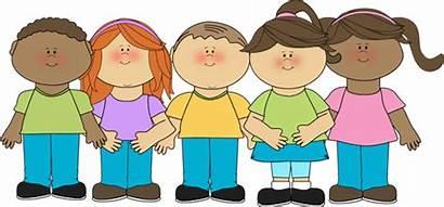 Children Happy Clip Row Clipart Cartoon Graphics