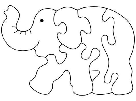 dekupiersge vorlagen fr puzzles tiere