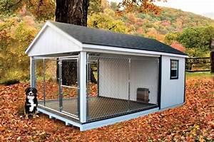 15 modelos de canis pequenos para cachorros for All weather dog kennels